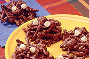 BAKER'S Chocolate Spiders