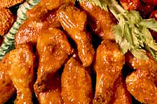 KRAFT Honey Garlic Wings Image 1