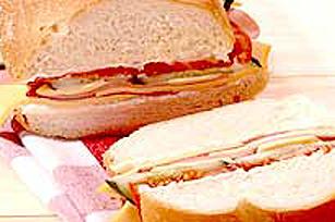 KRAFT Picnic Sandwich Loaf Image 1