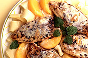 Peaches & Cream Chicken