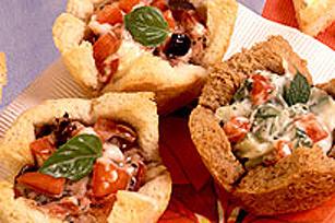 Croustades au fromage et aux tomates KRAFT Image 1