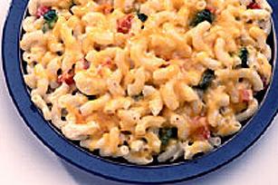 Macaroni au fromage léger Image 1