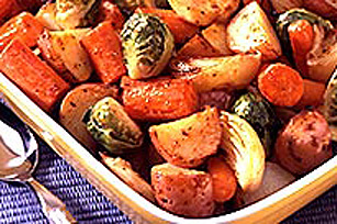 KRAFT Roasted Harvest Vegetables Image 1
