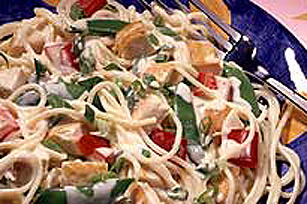 Chinese Chicken Pasta Salad Image 1