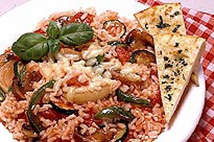 Italian Rice Stir-Fry