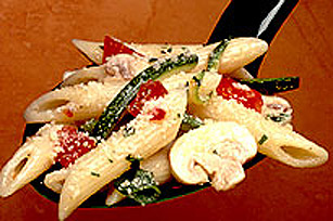 Penne Parmesan Pasta Image 1
