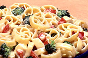 Easy Cheesy Pasta Wheels Image 1