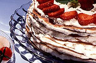 Philadelphia Crepes Gâteau Image 1