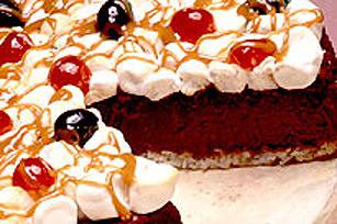 PHILADELPHIA Rocky Road Cheesecake Image 1