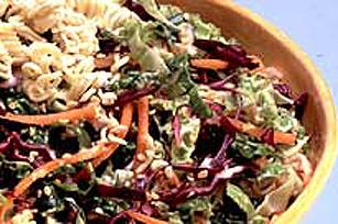 Salade de chou croquante au sésame Image 1