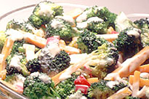 Salade ranch en tête à tête Image 1