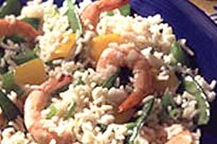 Crevettes et riz de San Francisco Image 1