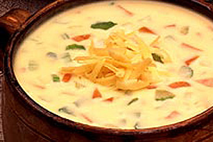 KRAFT Cheddar Cheese Soup Image 1