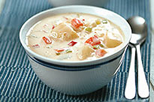 Zesty Potato Soup