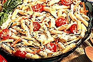 Salade de pâtes au pistou MIRACLE WHIP Image 1