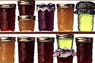 Spiced Concord Grape Jam Image 1