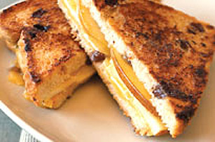 Cheesy Grilled Sandwich Image 1