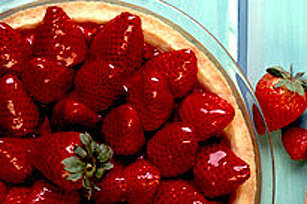 Simple Strawberry Tart Image 1