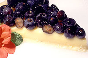 Blueberry Lemon Tart Image 1