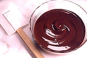 BAKER'S Chocolate Glaze