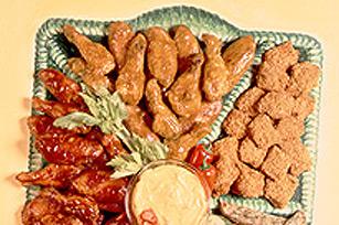 Ailes de poulet des fêtes KRAFT Image 1