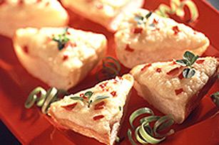 Croûtes des fêtes au fromage KRAFT Image 1