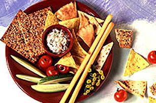 Trempette chaude au brocoli et au fromage KRAFT Image 1