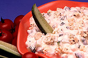 MIRACLE WHIP Garlic Dip Image 1