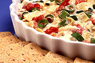 KRAFT Hot Artichoke & Pepper Dip Image 1