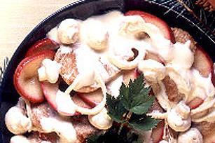 Noisettes de porc champêtres Image 1