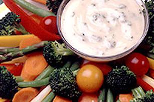 KRAFT Veggie Dip Image 1