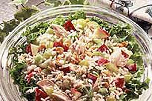 Salade pascale de riz aux fruits Image 1