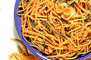 Sauté italien piquant aux carottes et courgettes Image 1