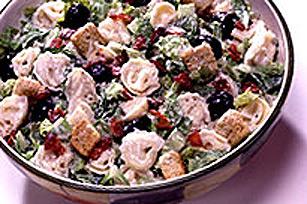 Salade césar aux tortellinis KRAFT Image 1