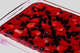 Dessert d'été frais étagé Image 1