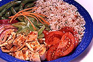 Salade fraîche d'été avec Image 1