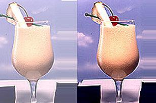Pina colada à la vanille française Image 1