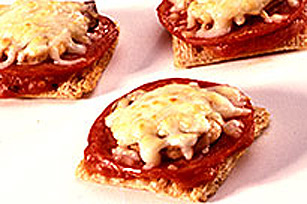 Mini Pizza Melts Image 1