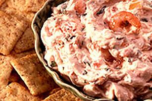 Trempette aux crevettes et à la salsa Image 1