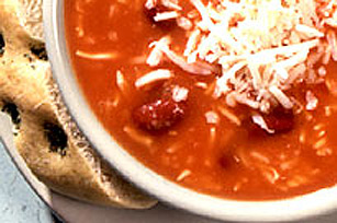 Cheese Italiano Minestrone Soup Image 1