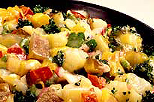Poêlée de légumes et de pommes de terre au CRACKER BARREL