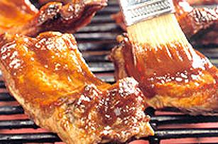 Côtes de boeuf nourrissantes au barbecue Image 1