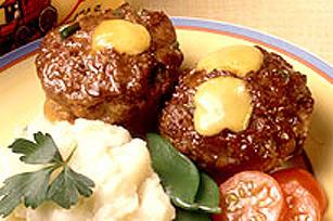 Mini-pains de viande au cheddar Image 1