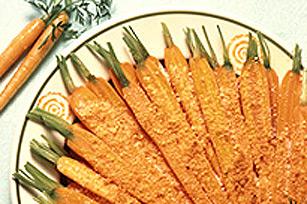 Simples carottes au parmesan Image 1