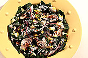 KRAFT Wilted Spinach Salad Image 1