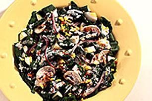 Salade d'épinards ramollis KRAFT Image 1