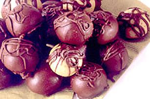 Boules de neige au beurre d'arachide Image 1