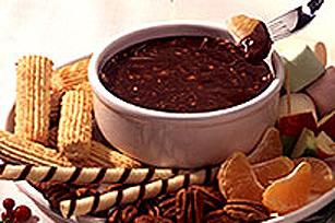 Fondue au chocolat facile Image 1