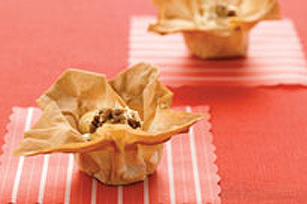 PHILADELPHIA Maple-Nut Tartlets Image 1