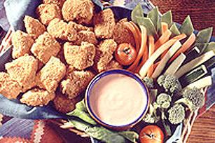 Croquettes de poulet au SHAKE'N BAKE Cajun Image 1